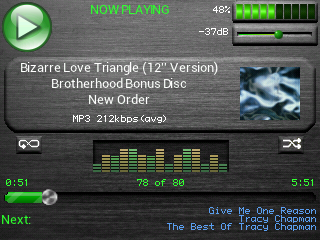 Rockbox Themes - All themes